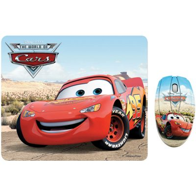 "DISNEY DSY TP1002 ""CARS"" (SET MOUSEPAD & MINI OΠΤΙΚΟΥ ΠΟΝΤΙΚΙΟΥ ΤΗΣ DISNEY"