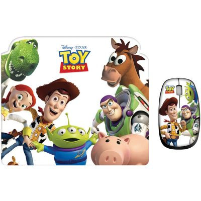 "DISNEY DSY TP8002 ""TOY STORY"" (SET MOUSEPAD & MINI OΠΤΙΚΟΥ ΠΟΝΤΙΚΙΟΥ ΤΗΣ DISNEY"